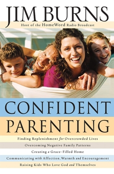 Confident Parenting, Burns, Jim