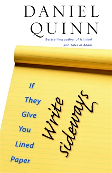 If They Give You Lined Paper, Write Sideways, Quinn, Daniel