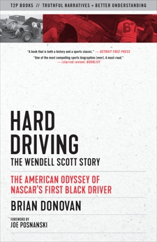 Hard Driving: The Wendell Scott Story, Donovan, Brian