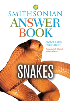 Snakes in Question, Second Edition: The Smithsonian Answer Book, Zug, George R. & Ernst, Carl H.