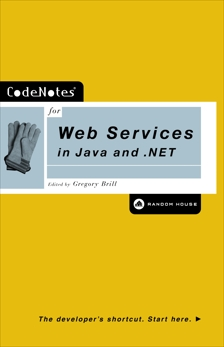 CodeNotes for Web Services in Java and .NET,