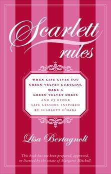 Scarlett Rules: When Life Gives You Green Velvet Curtains, Make a Green Velvet Dress, Bertagnoli, Lisa