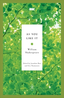 As You Like It, Shakespeare, William