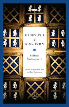 King John & Henry VIII, Shakespeare, William