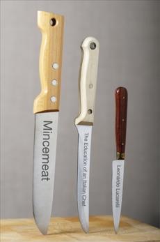 Mincemeat: The Education of an Italian Chef, Lucarelli, Leonardo