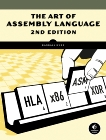The Art of Assembly Language, 2nd Edition, Hyde, Randall