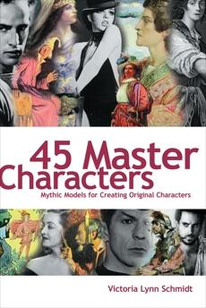 45 Master Characters, Schmidt, Victoria