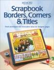 Scrapbook Borders, Corners & Titles,