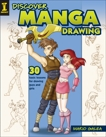 Discover Manga Drawing: 30 Basic Lessons for Drawing Guys and Girls, Galea, Mario