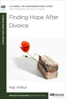 Finding Hope After Divorce, Arthur, Kay