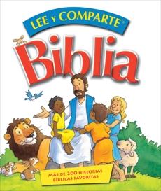 Biblia lee y comparte: Más de 200 historias bíblicas favoritas, Ellis, Gwen