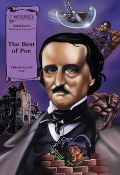 The Best of Poe Graphic Novel, Poe, Edgar Allan