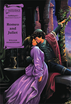 Romeo and Juliet Graphic Novel, William, Shakespeare