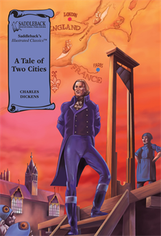 A Tale of Two Cities Graphic Novel, Dickens, Charles