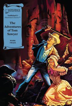 The Adventures of Tom Sawyer Graphic Novel, Twain, Mark