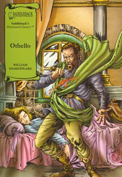 Othello Graphic Novel, William, Shakespeare