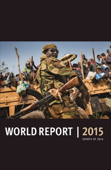 World Report 2015: Events of 2014,