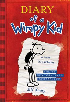 Diary of a Wimpy Kid (Diary of a Wimpy Kid #1), Kinney, Jeff