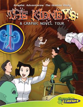 Kidney:A Graphic Novel Tour
