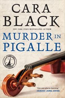 Murder in Pigalle, Black, Cara