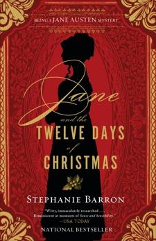 Jane and the Twelve Days of Christmas, Barron, Stephanie