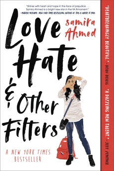 Love, Hate and Other Filters, Ahmed, Samira