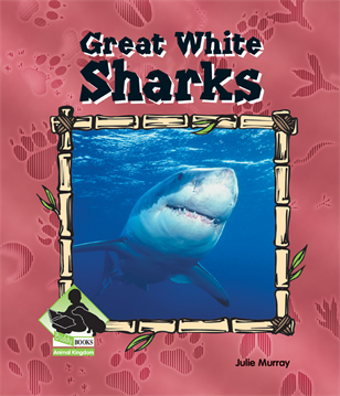 Great White Sharks, Murray, Julie
