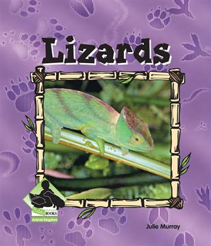 Lizards, Murray, Julie