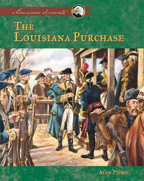 Louisiana Purchase, Pierce, Alan