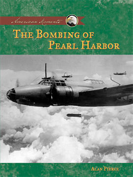 Bombing Of Pearl Harbor, Pierce, Alan
