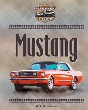 Mustang, McKenna, A.T.