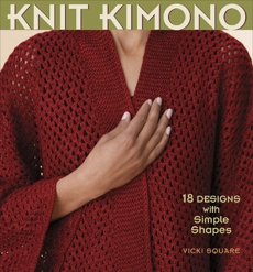 Knit Kimono, Square, Vicki