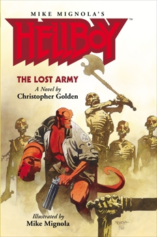Hellboy: The Lost Army, Golden, Christopher