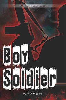 Boy Soldier [1], MG, Higgins