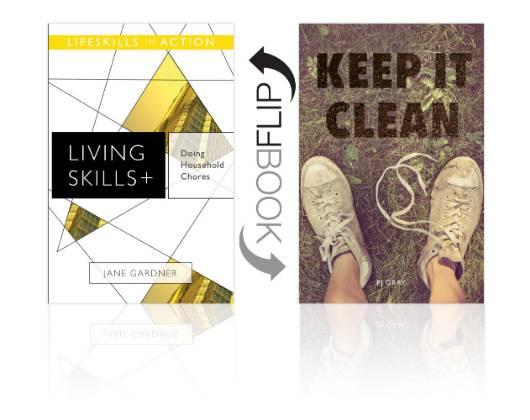 Doing Household Chores/ Keep it Clean (Living Skills), Jane, Gardner