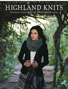 Highland Knits: Knitwear Inspired by the Outlander Series,