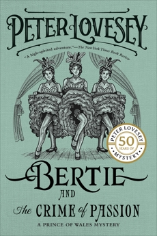 Bertie and the Crime of Passion, Lovesey, Peter