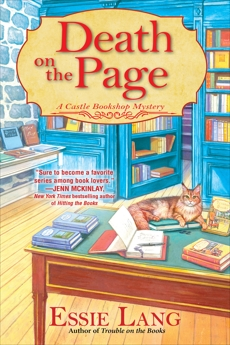 Death on the Page: A Castle Bookshop Mystery, Lang, Essie