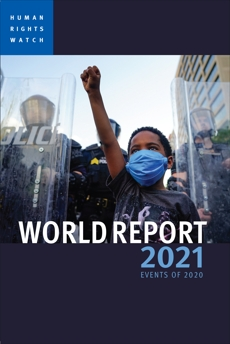 World Report 2021: Events of 2020,