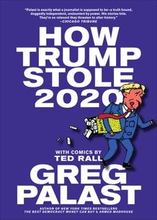 How Trump Stole 2020, Palast, Greg