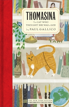 Thomasina: The Cat Who Thought She Was a God, Gallico, Paul