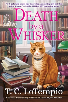 Death by a Whisker, Lotempio, T. C.
