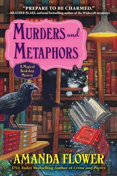 Murders and Metaphors: A Magical Bookshop Mystery, Flower, Amanda