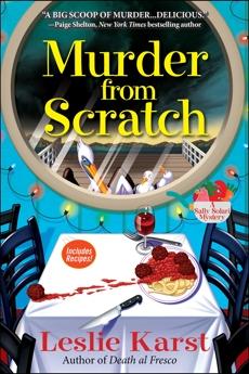 Murder from Scratch: A Sally Solari Mystery, Karst, Leslie