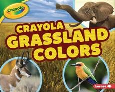 Crayola ® Grassland Colors, Lindeen� Mary