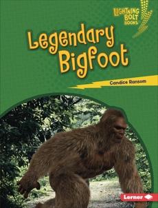 Legendary Bigfoot, Ransom, Candice
