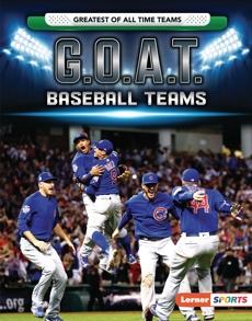 G.O.A.T. Baseball Teams, Doeden, Matt