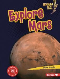 Explore Mars, Golusky, Jackie