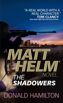 Matt Helm - The Shadowers, Hamilton, Donald