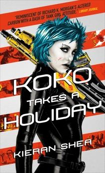 Koko Takes a Holiday, Shea, Kieran